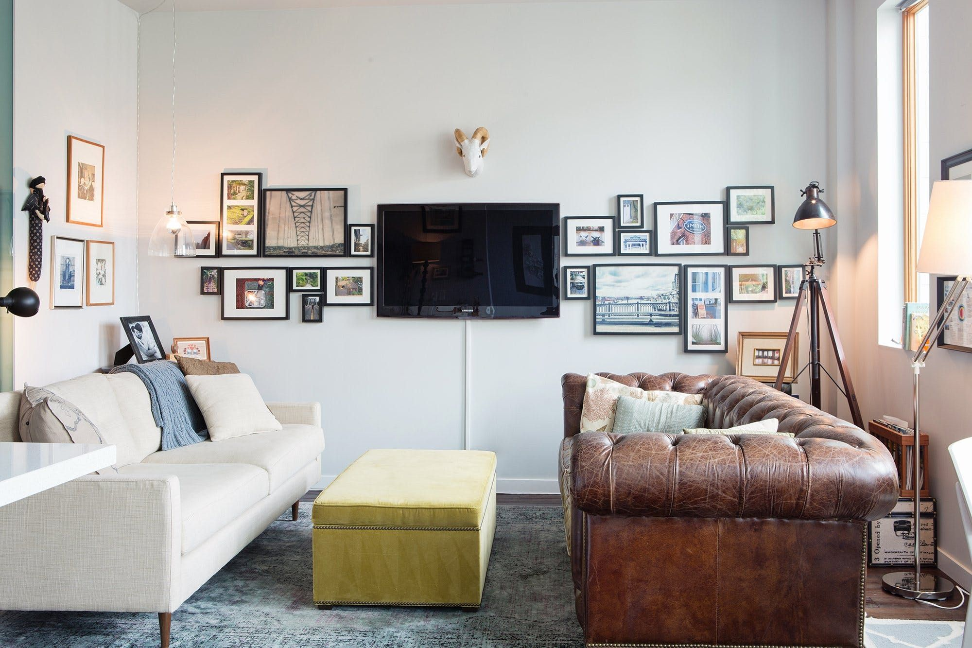 Creative Ways to Rethink Your Living Room Layout | Favorite ...