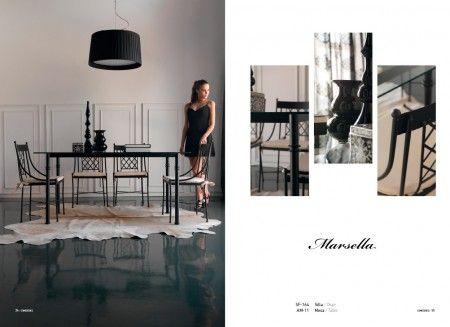 Jayso, mobiliario forja, iron furniture, fotography.