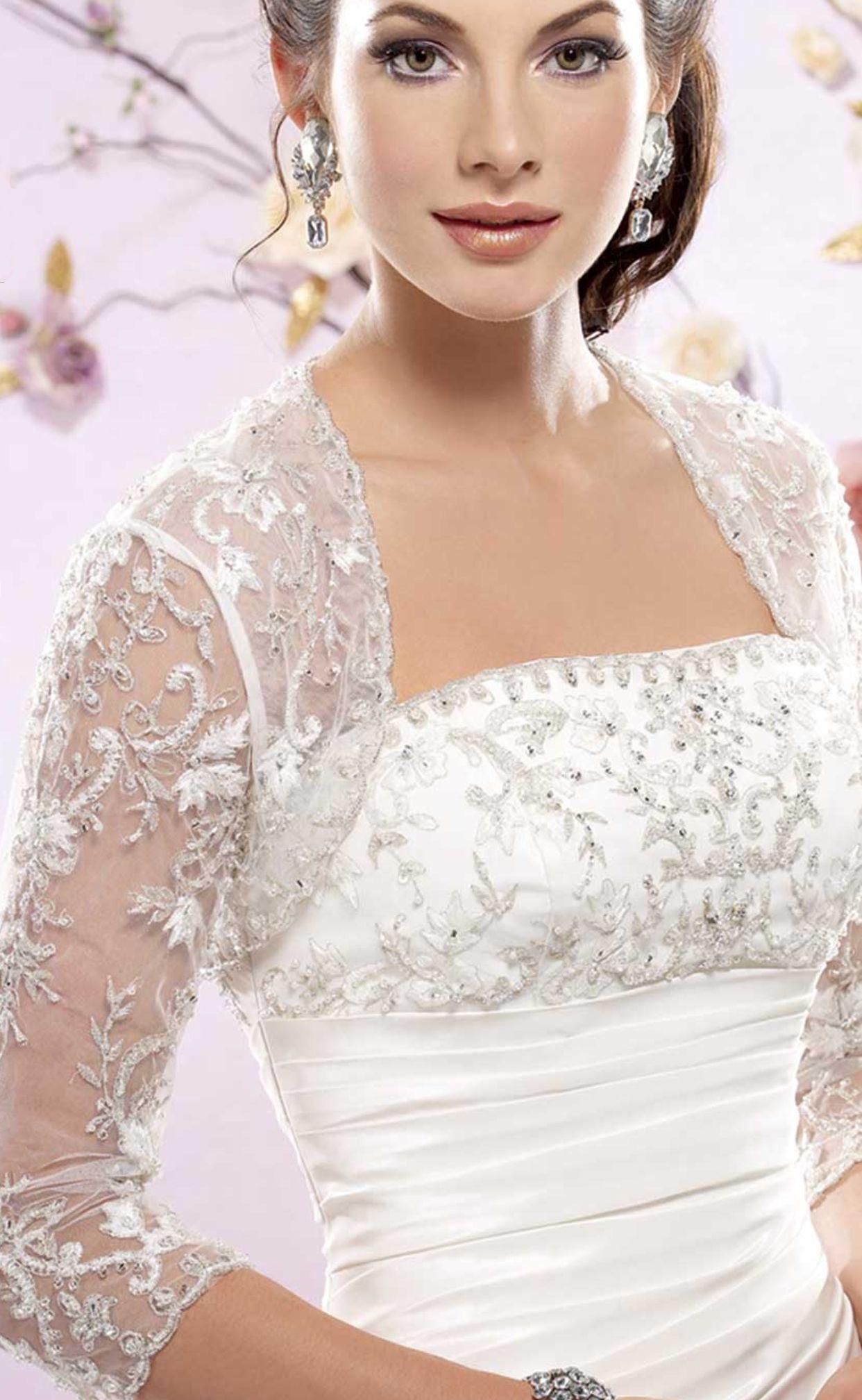 Wedding Wedding Jackets elegant waist length white satin wedding jacketsj 11 2017 bride 17 best images about lace jackets on pinterest jacket winter dresses and jackets