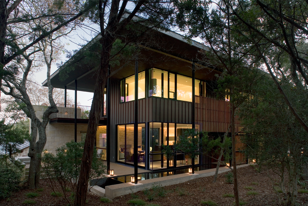 Cuppett Architecture, Austin, TX | Architecture, Narrow ...