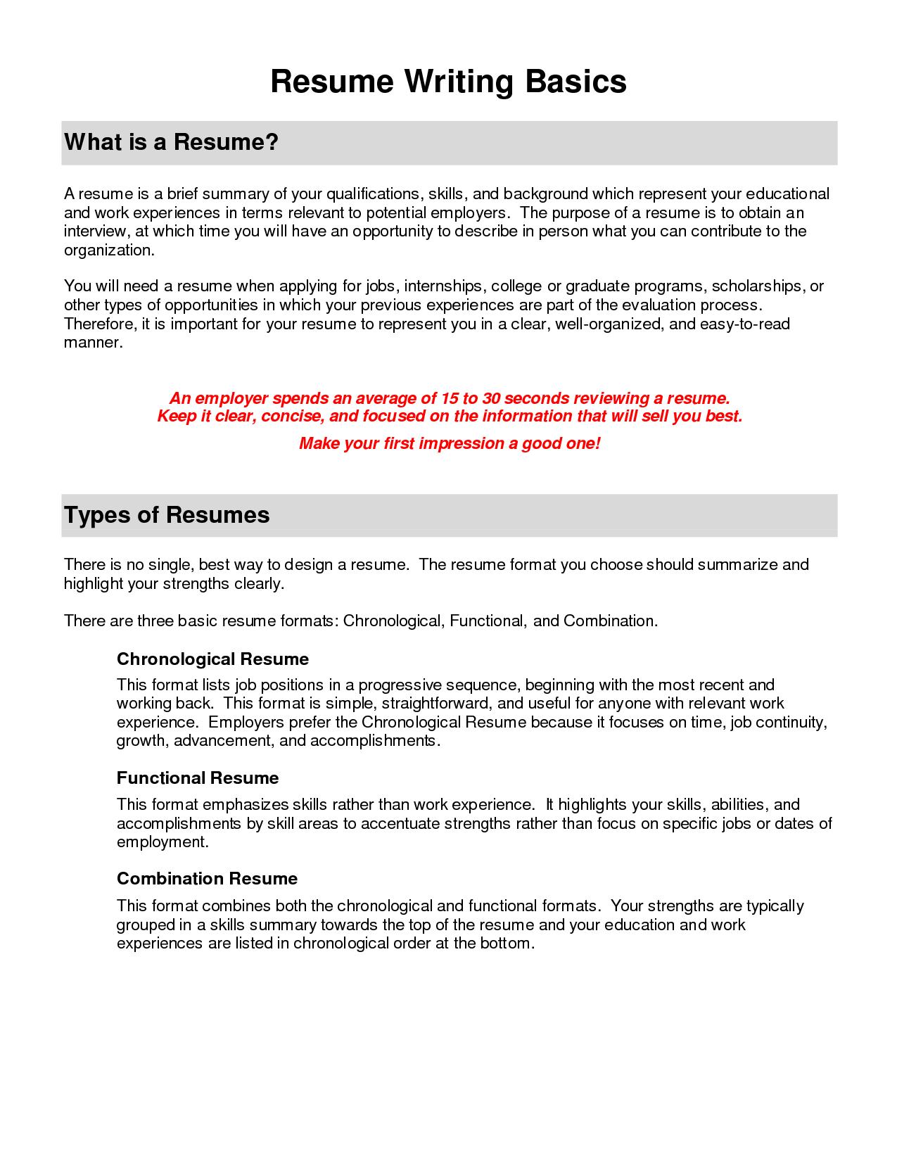 Letter Functional Resume Template Sample And Format Letter Sample Lettersampl Xyz