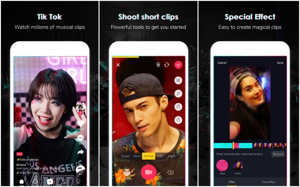 Real app for the real Artist: Musically Tik Tok clone