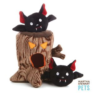 Super Adorable Hide A Toy From Martha Stewart Pets It S Not The