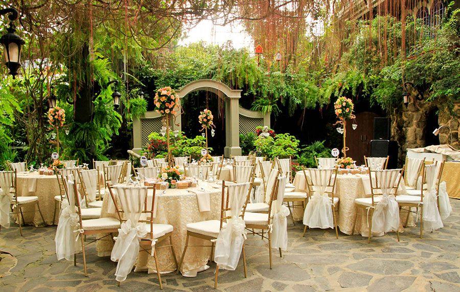 Fernwood Gardens Best Garden Wedding Venue In The Philippines