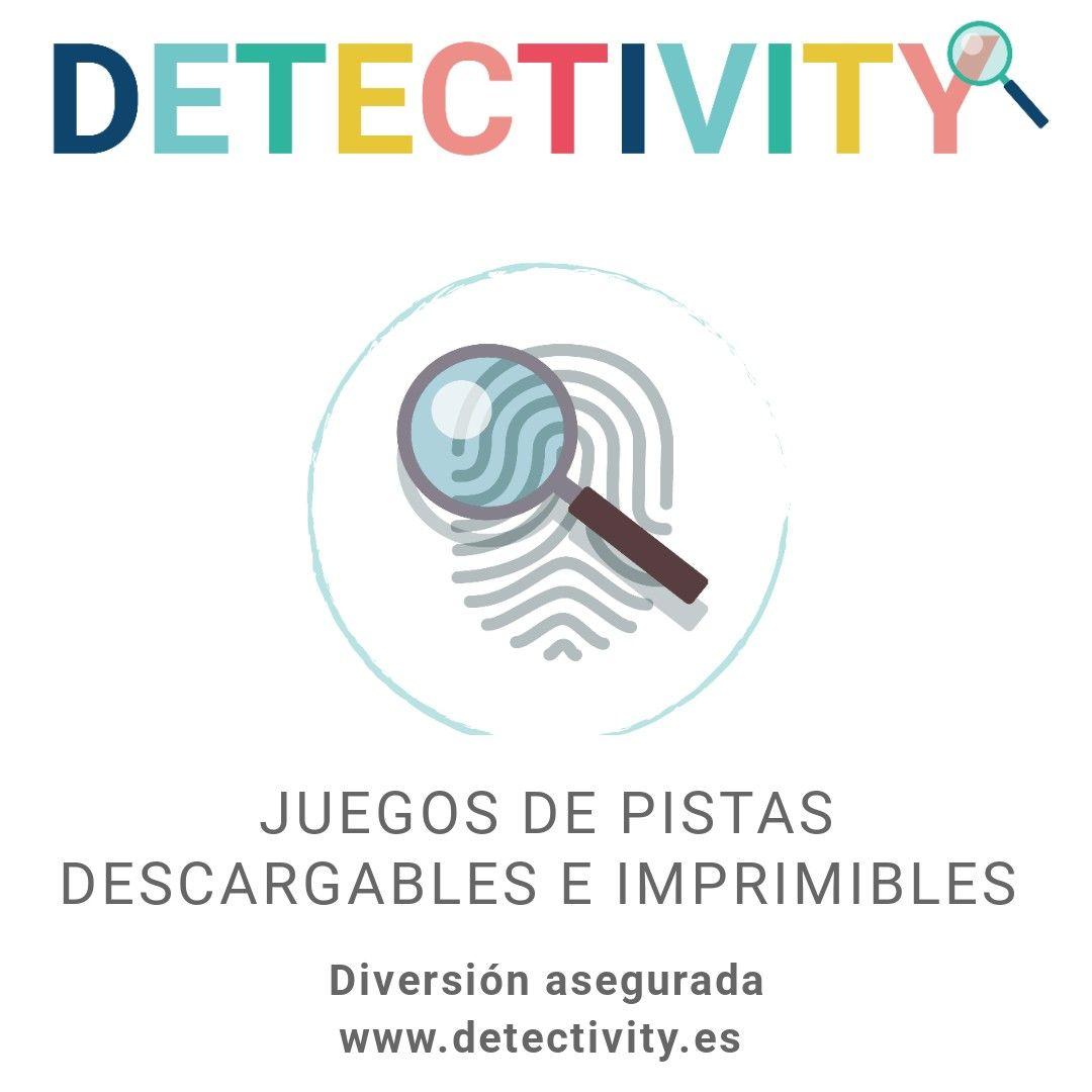 Los Juegos De Pistas Detectivity Son Juegos En El Que Los Participantes Tendrán La Misión De Resolver Acti Juegos De Pistas Juegos Para Leer Juegos De Busqueda