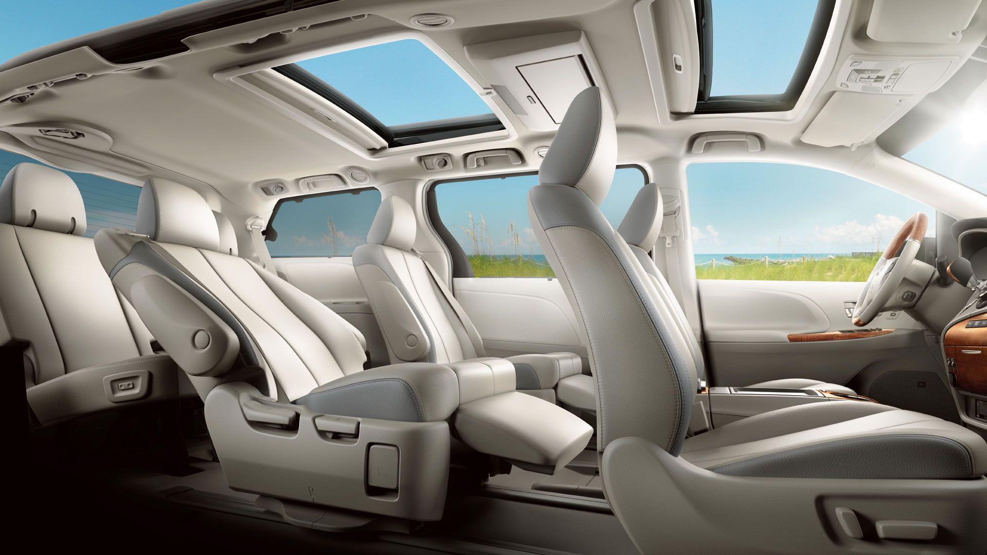 2014 toyota sienna usa car sunroof seats interior automobiles pinterest toyota cars. Black Bedroom Furniture Sets. Home Design Ideas