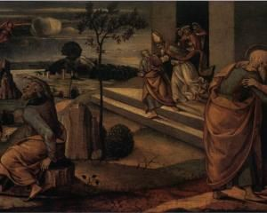 Scenes from the Lives of Joachim & Anne