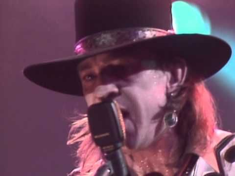 Stevie Ray Vaughan - Lookin' Out The Window - 9/21/1985 - Capitol Theatr...