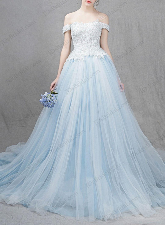 marvelous blue wedding dress color ideas for your unforgettable