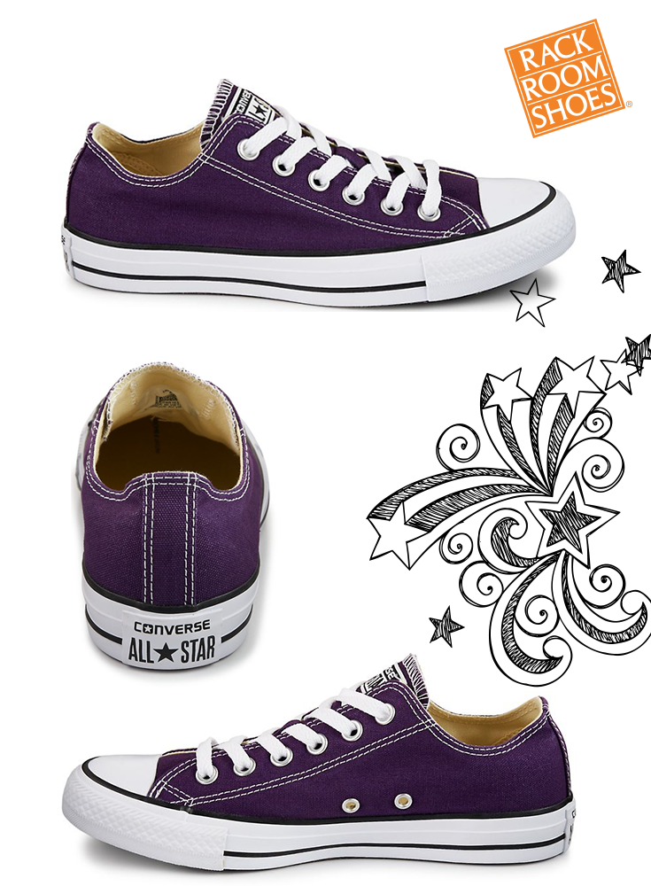 Rock Your Back To School Look With A Pop Of Color In Purple