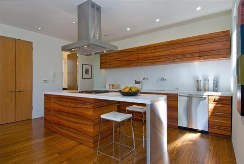 modern oak kitchen design. 20 cool modern wooden kitchen designs20