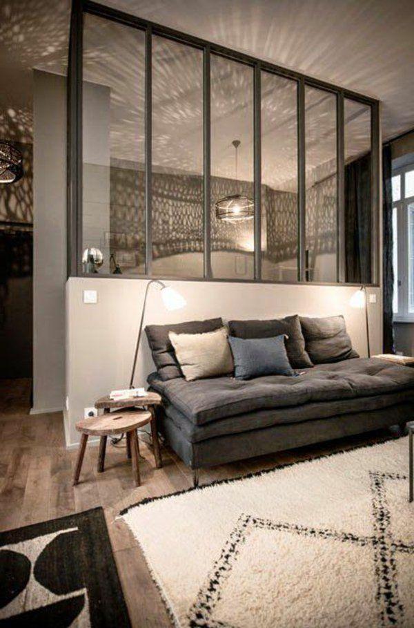 59 id es pour comment am nager son salon divers pinterest amenagement salon salon et. Black Bedroom Furniture Sets. Home Design Ideas