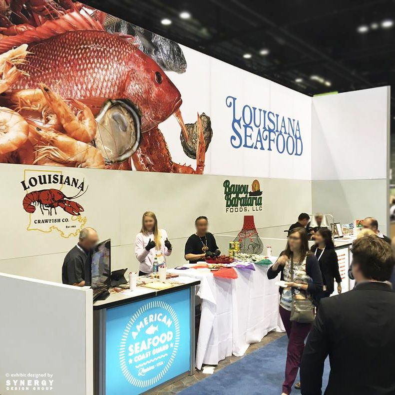Trade Show Displays Sales and Rentals by Size Design