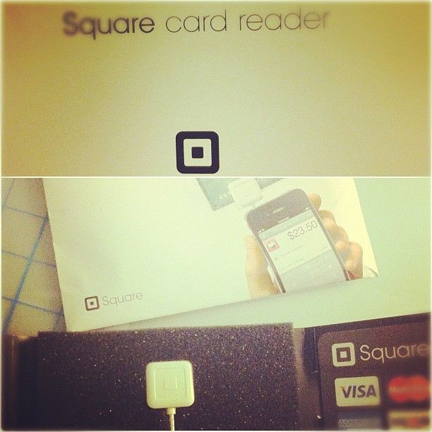 #Ampd! My #Square came!! Now I'm #chasinPaperandPlastic !! - @the_modern_gypsy- #webstagram