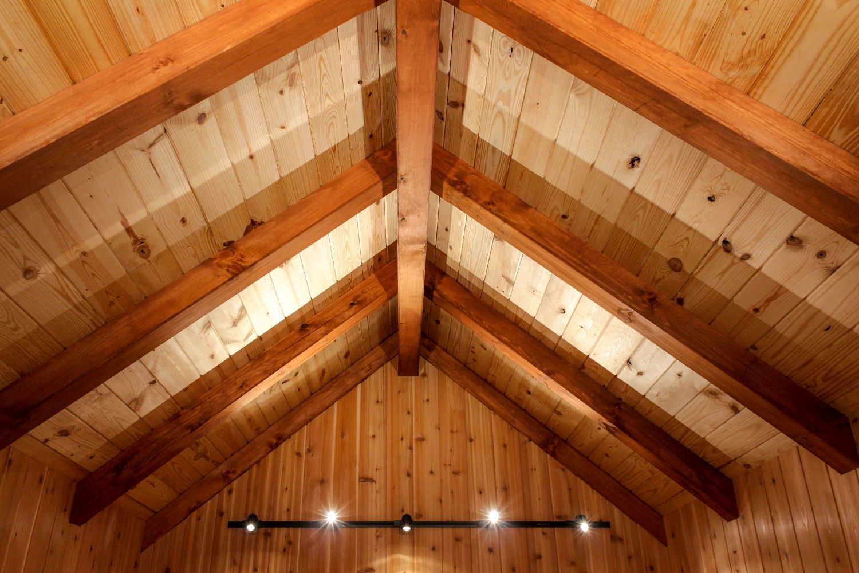 Best Interior Timber Framing Casas Prefabricadas Casas De Campo 400 x 300