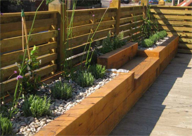 Building A Raised Bed Against A Fence How To Build Raised Beds