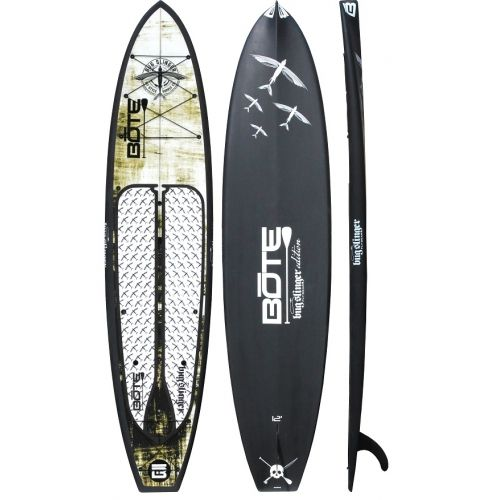 12 Bote Hd Bug Slinger Edition Glider Standup Paddle Paddle Board Fishing Sup Fishing