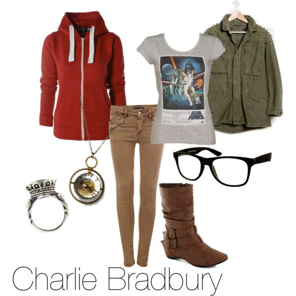 Charlie Supernatural Outfit