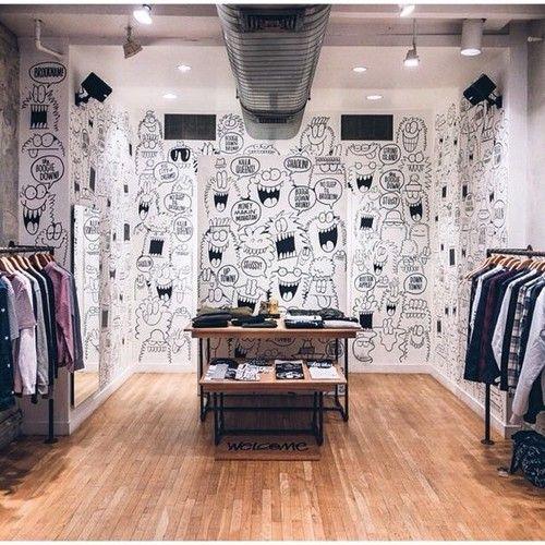 Interior Design Blog #DailyInteriorsInspo @stussy #nyc.