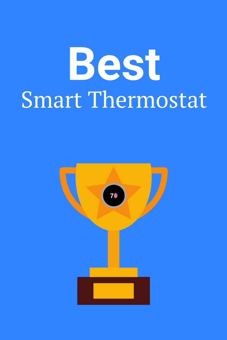 Best Smart Thermostat  Review   2019   With Images
