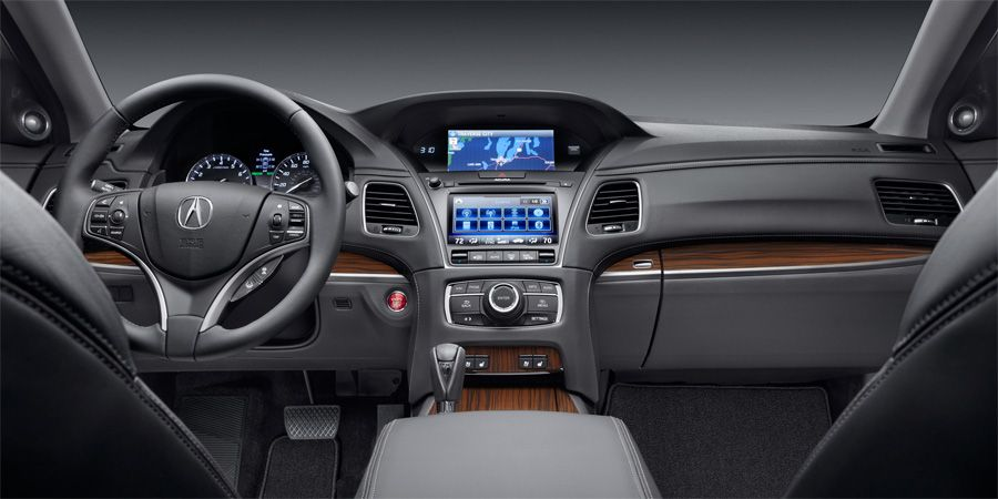 2014 Acura TL Interior Design Ideas