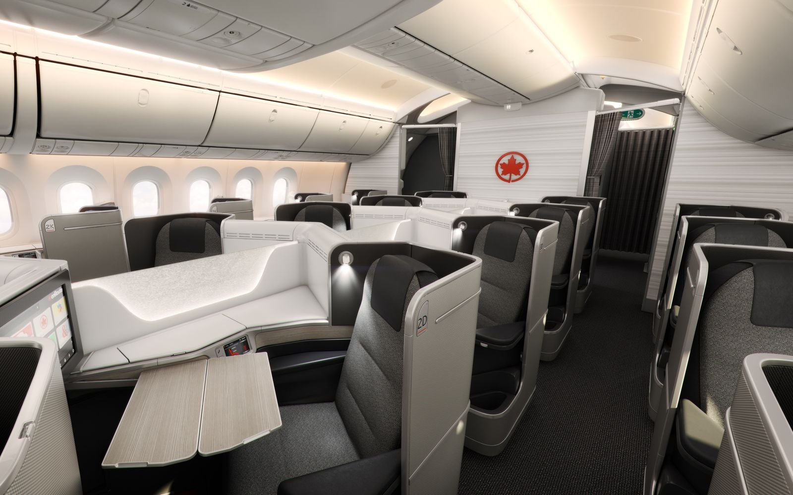 Air Canada Major Airlines International Airlines