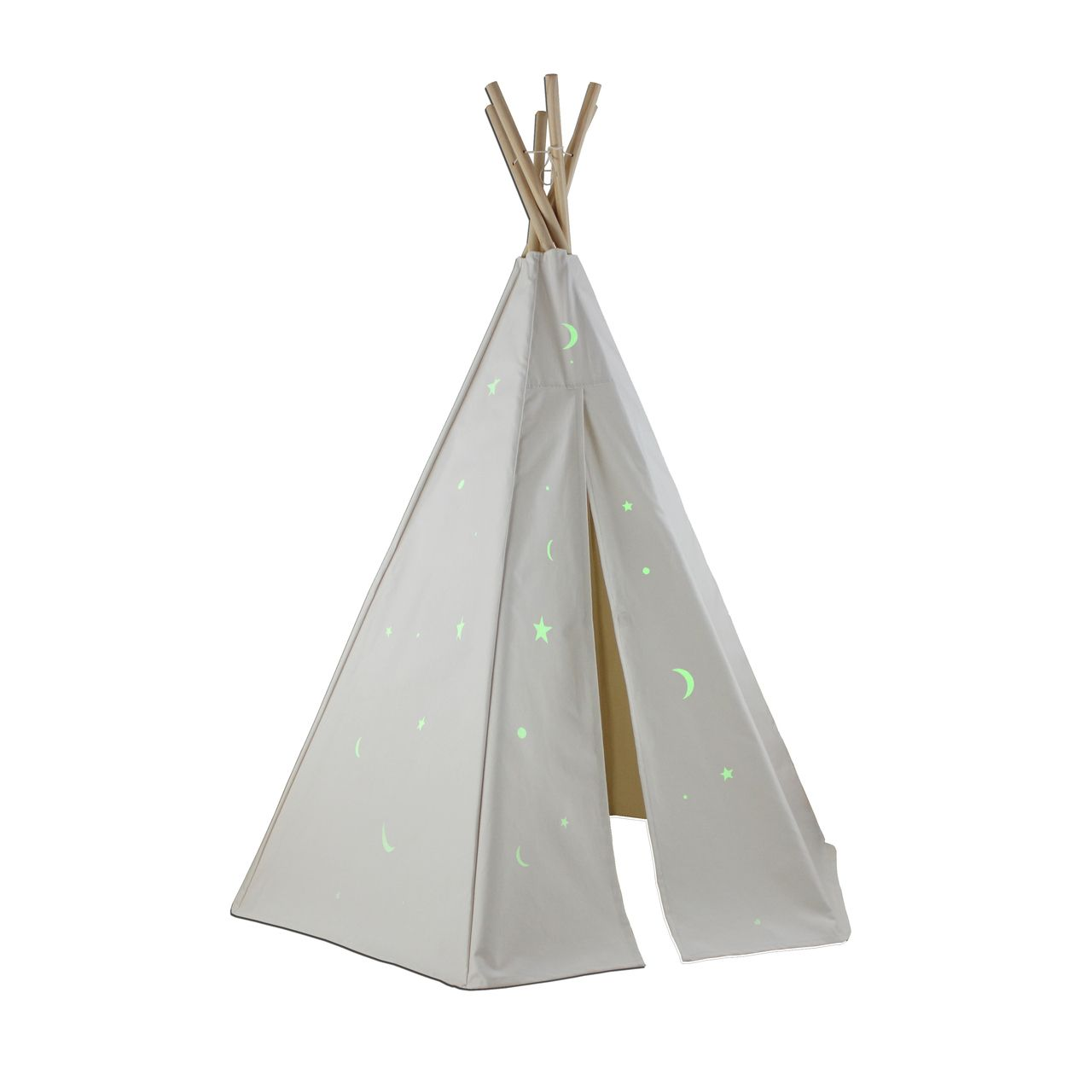 outlet store dc9a3 9dec1 Dexton 6ft Great Plains Teepee w/ Glow in the Dark Stars ...