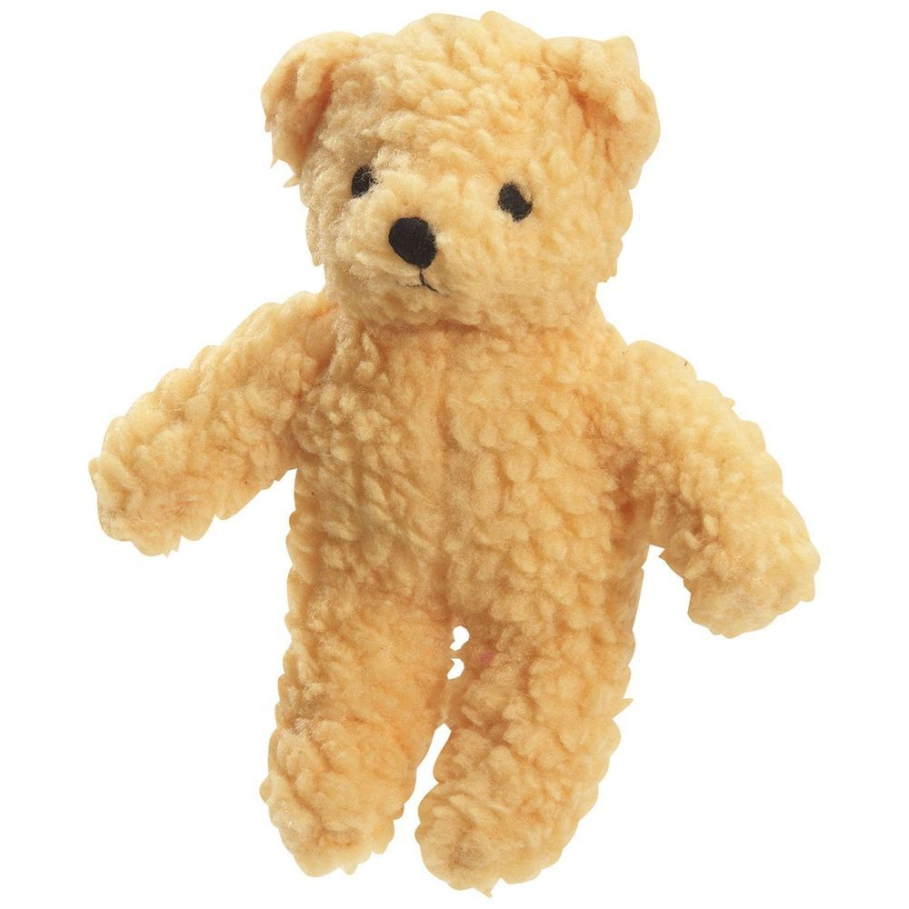 Bear Dog Toy For Puppies Adult Dogs Squeak 8 5 Inch Berber