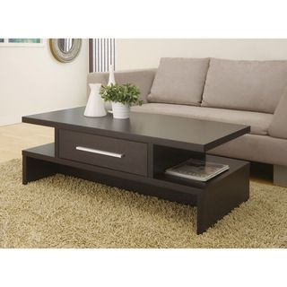 tepekiie two-side open coffee table | overstock shopping - the