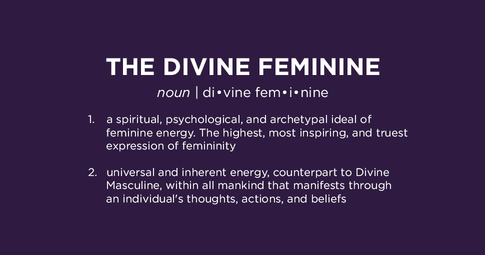 The Divine Feminine Needed in the Nuclear Age | Divine ...