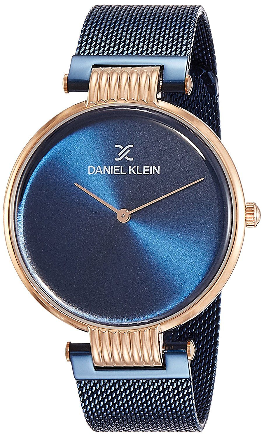 1b4b1775070 Buy Daniel Klein Analog Blue Dial Men s Watch-DK11406-3 Online at Low  Prices in India - Amazon.in