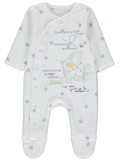 3061831dd Disney Winnie the Pooh Sleepsuit