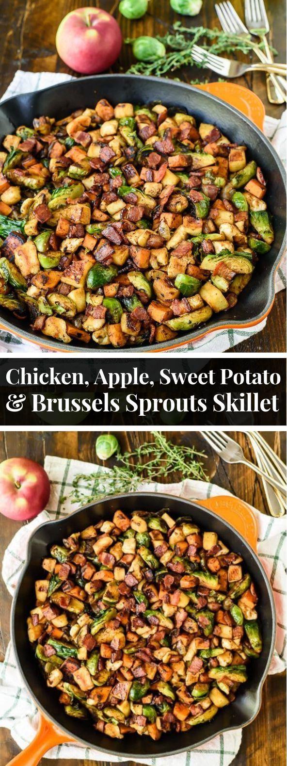 Harvest Chicken Skillet