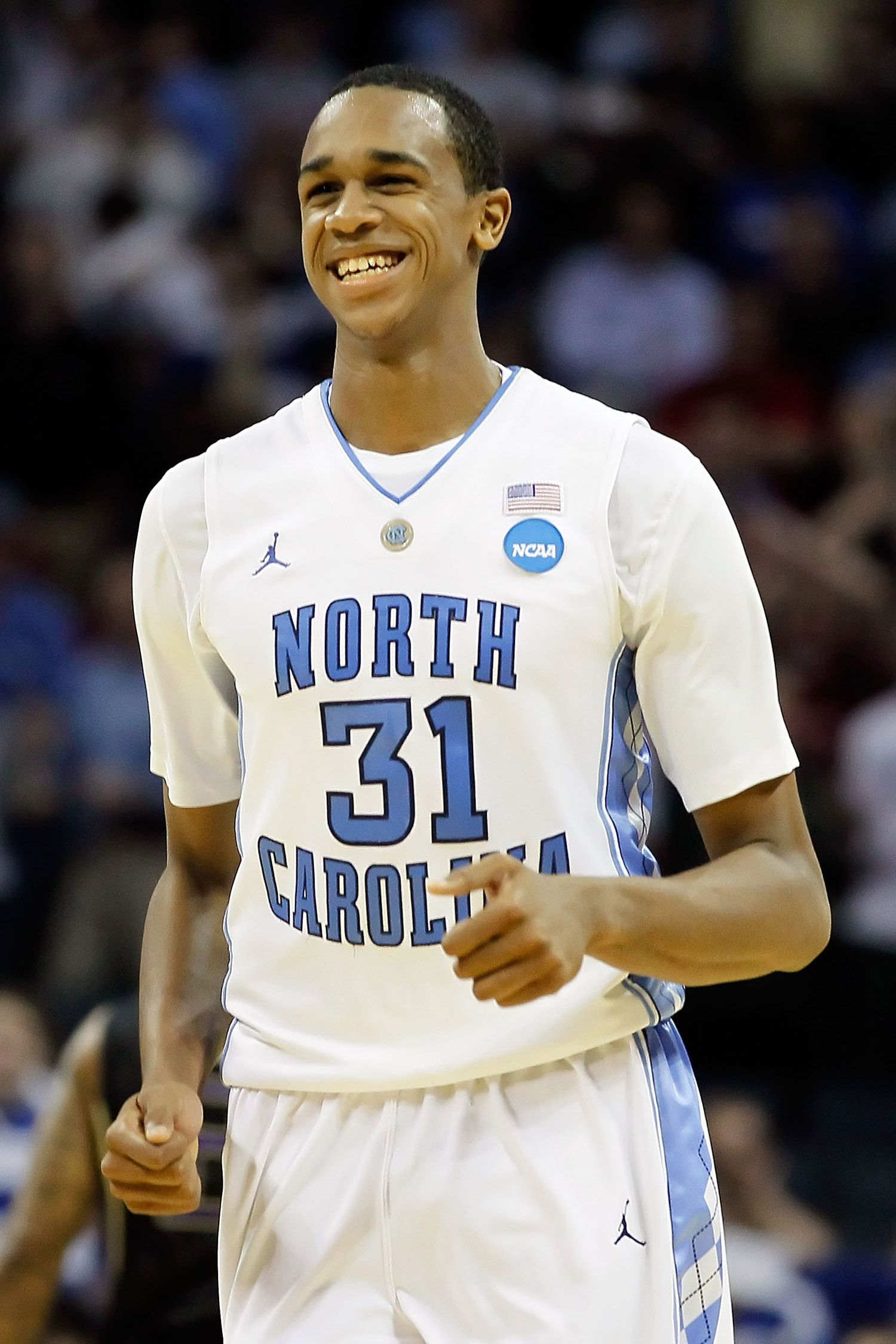 11bce37a031737 John Henson. i love his smile((  Carolina Blue