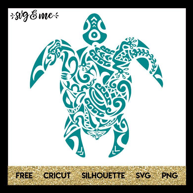 Boho Sea Turtle Free Svg Amp Me Cut Files Svg Files For