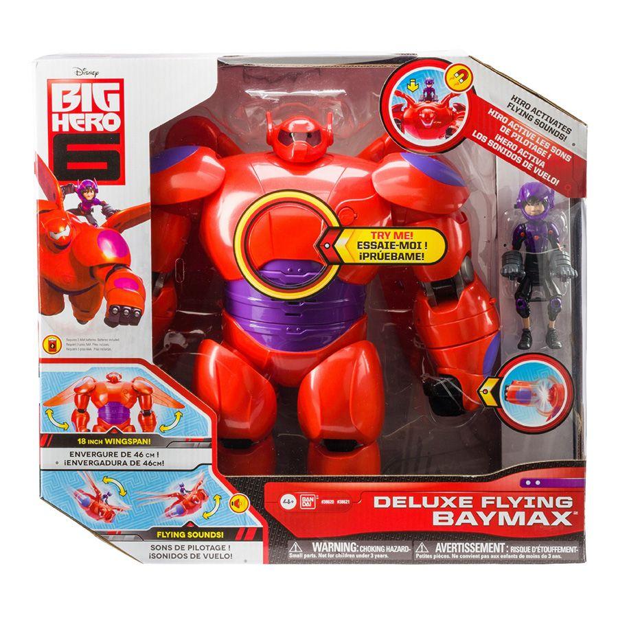 Big hero 6 27cm deluxe baymax figure toys r us australia
