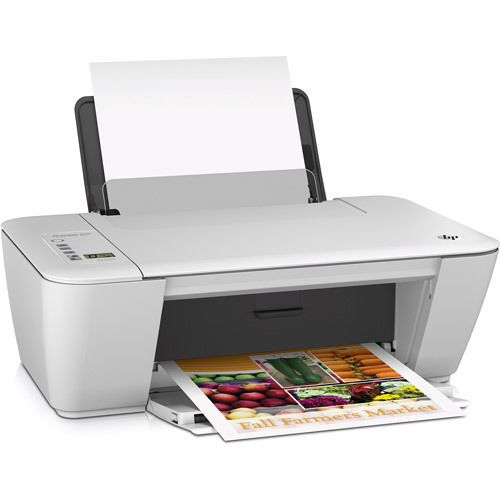 Hp Deskjet 2543 All In One Desktop Wireless Print Scan Copy