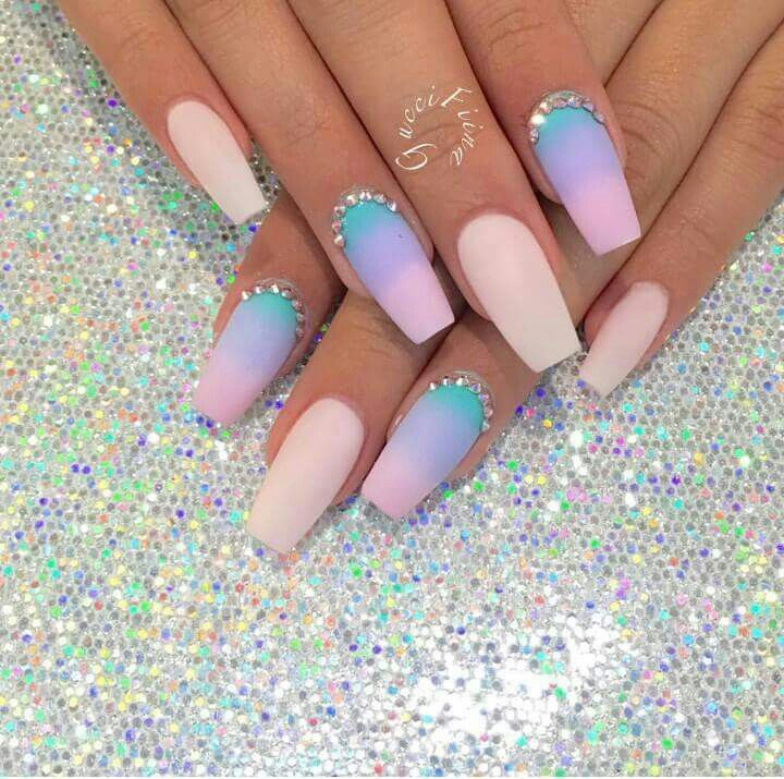 Pin By Johanna On Nails Gorgeous Nails Nail Art Ombre Trendy Nails
