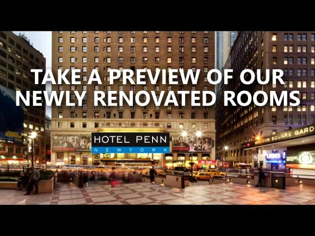 Stay At Hotel Pennsylvania In Midtown Manhattan With Dates Into