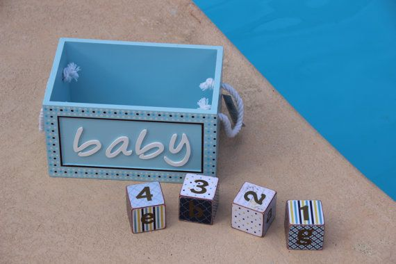 Choose  the items you like in the Basket  baby boy by SouthernA