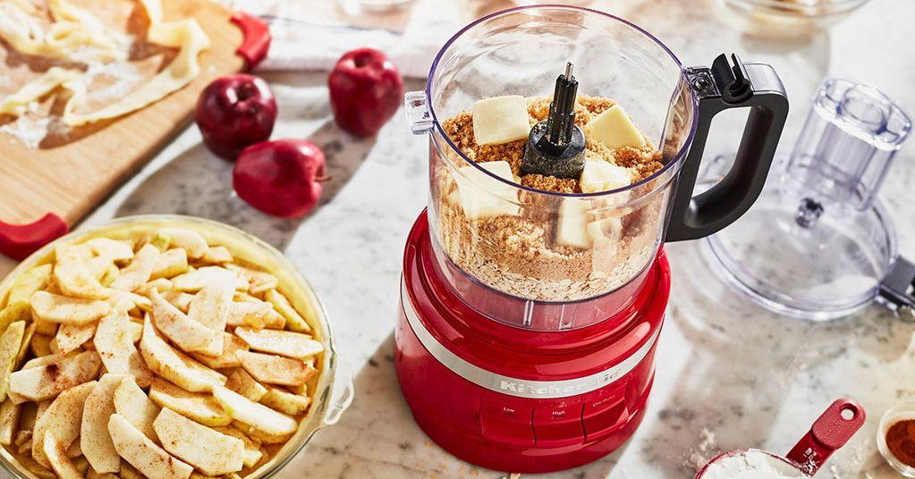 kitchenaid 7 cup food processor recipes