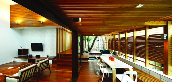 Keeping the flow in a stylish renovation