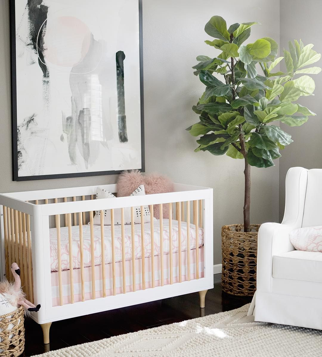 We are so in love with this sweet nursery that was featured on ...