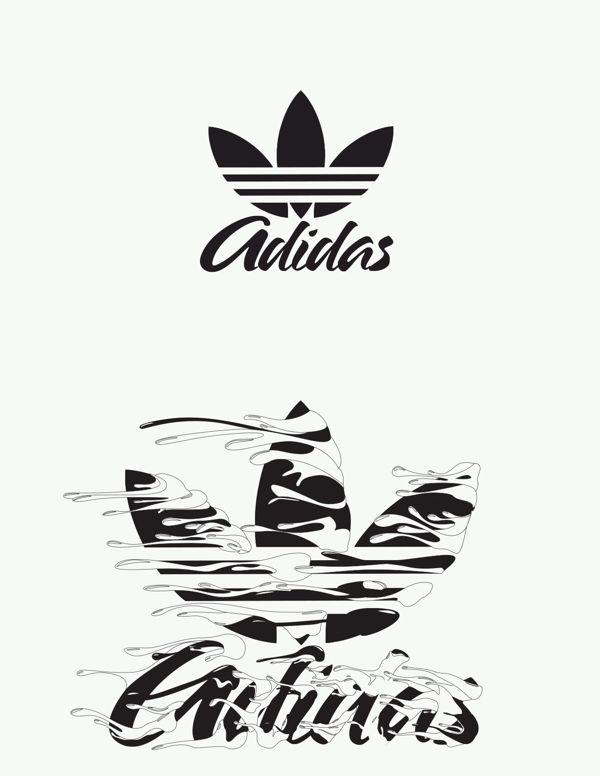Pin De Diana Minten En Adidas Logo De Adidas Fondos De Adidas