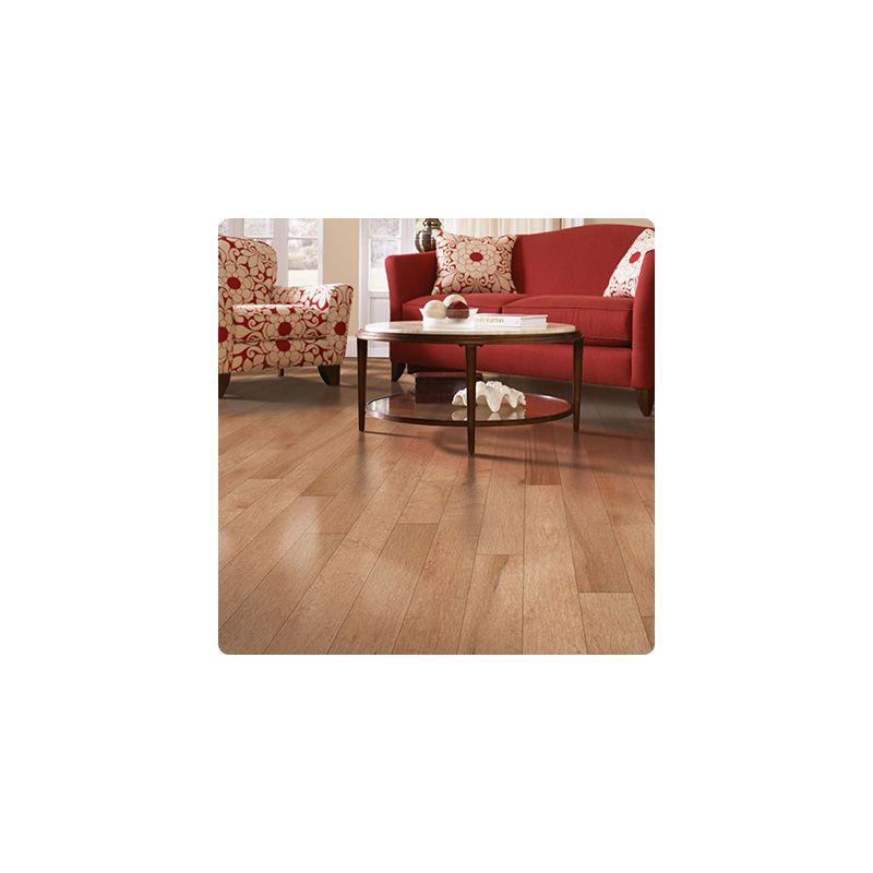 """Mohawk Industries WEC79-24 Maple Engineered Hardwood Flooring - 5"""" Wide Planks ( Crema Maple Flooring Hardwood Engineered"""