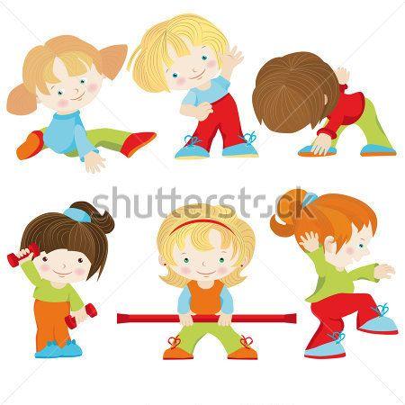 Imagenes animadas de niños haciendo deporte - Imagui | Promover la ...