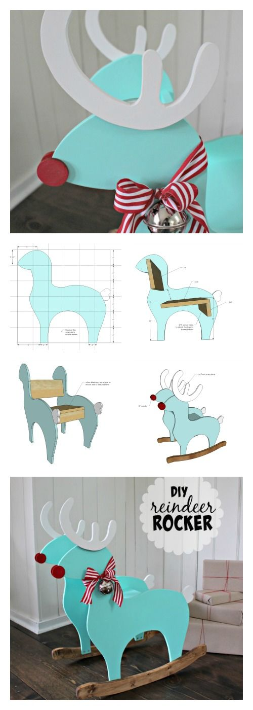 how to build a rocking chair