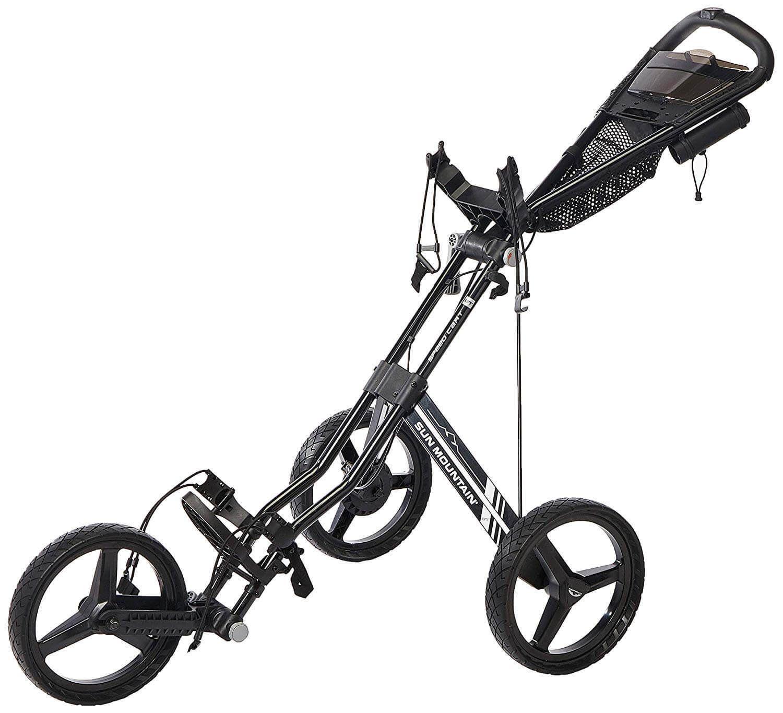 Sun Mountain Golf Gt Golf Push Cart Golf Carts Golf