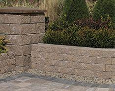 Oaks Modeco Wall Block Available @ Dale's Landscaping Supply, Roseville, MI #OaksPavers #modeco #DalesLandscapingSupply #DLS