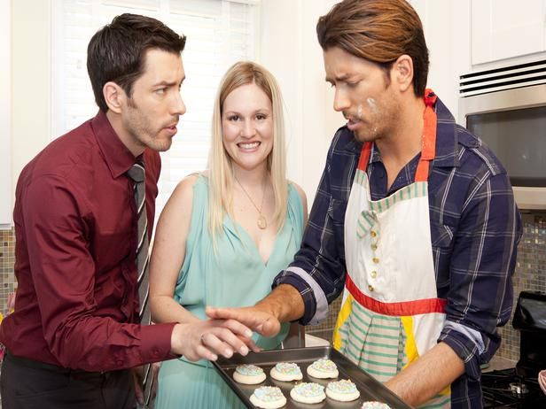 None for Drew - HGTV's Property Brothers Bring the Fun to Home Reno on HGTV